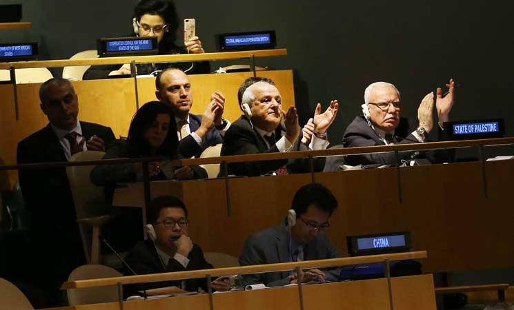 Photo of أصداء القرار الأممي بشأن القدس في الصحافة الأمريكية