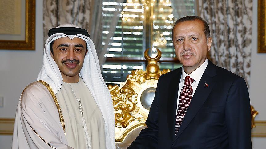 Photo of أردوغان يهاجم ابن زايد مجددًا: أيها المتغطرس بنشوة النفط ..أنت جاهل ووقح!
