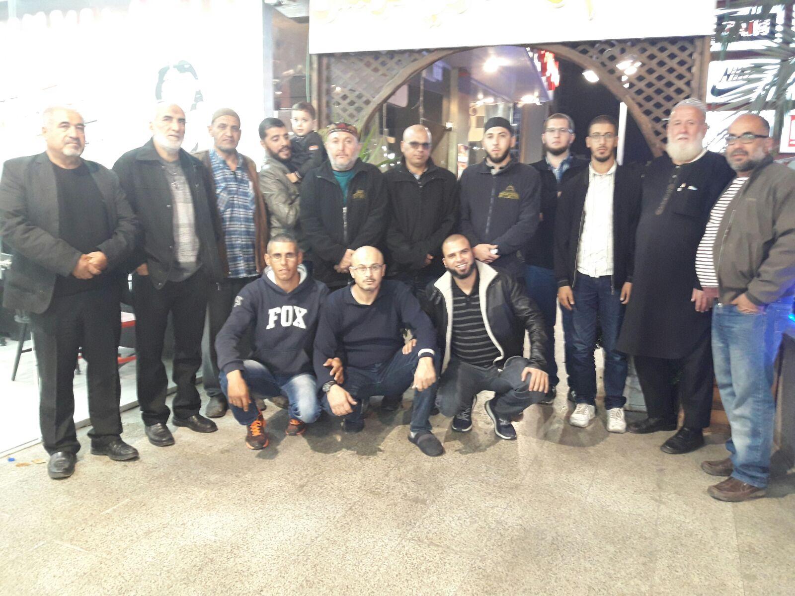 Photo of إدارة مسجد الشافعي في عارة تكرم العاملين في مهرجان المولد النبوي الشريف