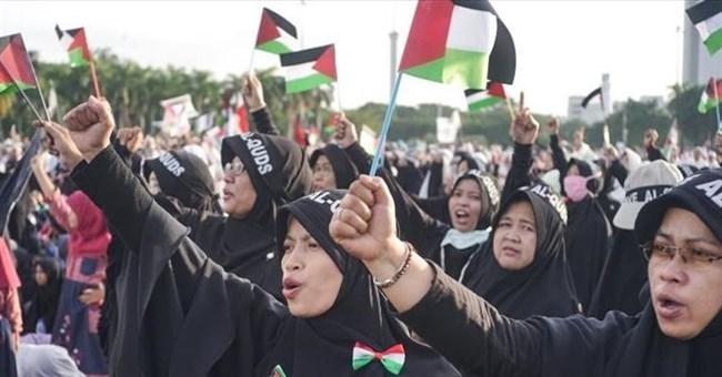 Photo of 36 تظاهرة عمت اوروبا نصرة لفلسطين ورفضا لقرار ترامب