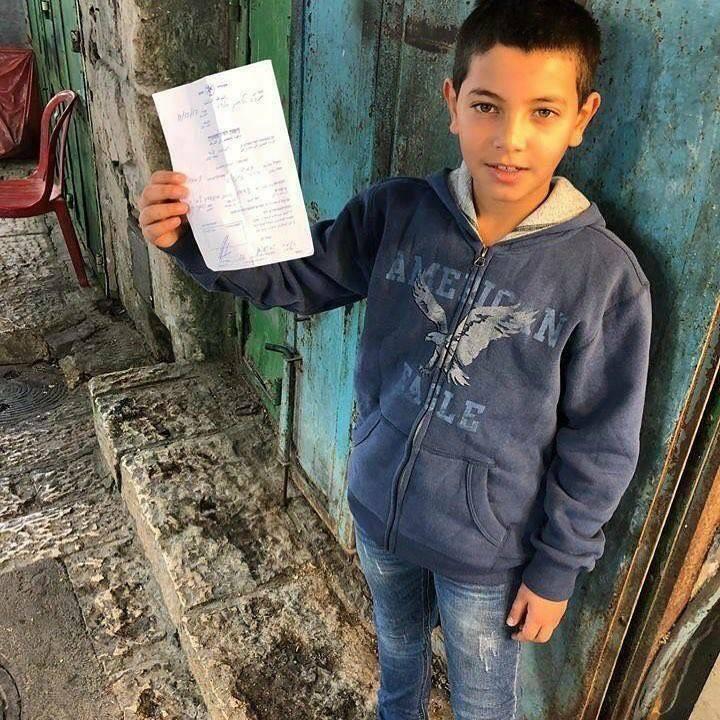 Photo of القدس: استدعاء طفل للتحقيق.. وابعاد مقدسيين عن أماكن سكناهم