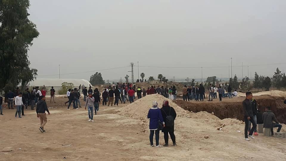 Photo of الضفة: مواجهات عنيفة في رام الله وطولكرم