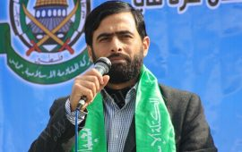 حماس تطرح استراتيجية وطنية تقوم على ثلاث مسارات