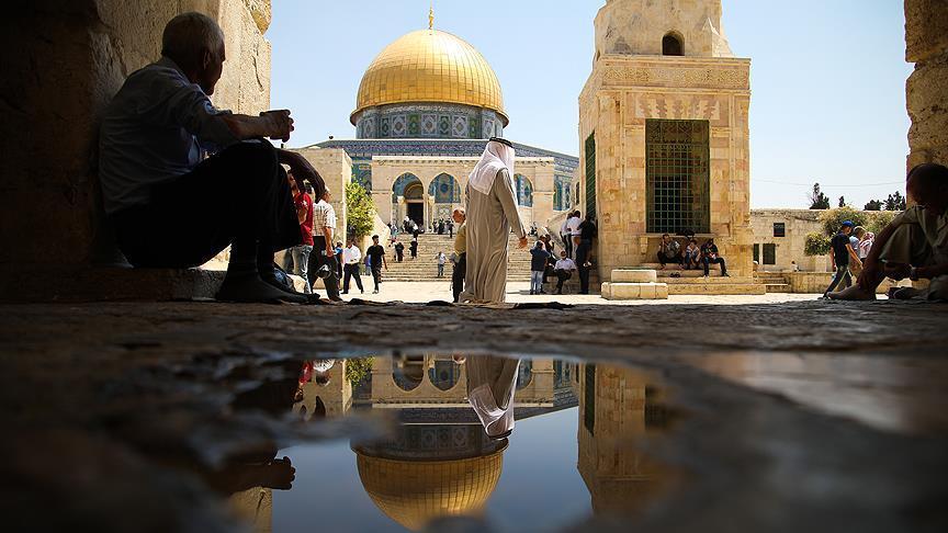 Photo of نواب من العالم الإسلامي يدعون إلى النفير العام دفاعاً عن القدس