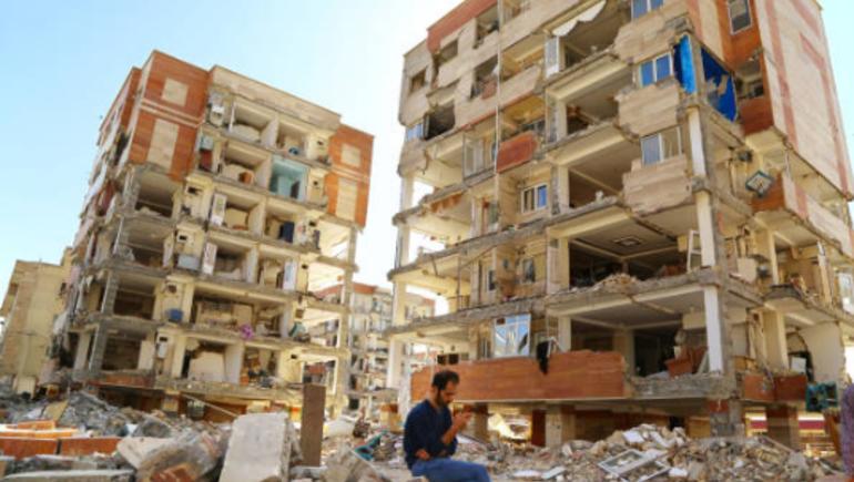 Photo of زلزال بقوة 6 درجات يضرب إيران والعراق