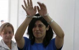 تمديد الاعتقال الإداري بحق النائبة خالدة جرار 6 أشهر إضافية
