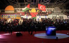 """أتراك يحيون """"فتح مكة"""" بالتزامن مع احتفالات رأس السنة"""
