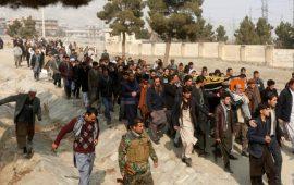 ارتفاع الضحايا بتفجير كابل والسلطات تعلن الحداد