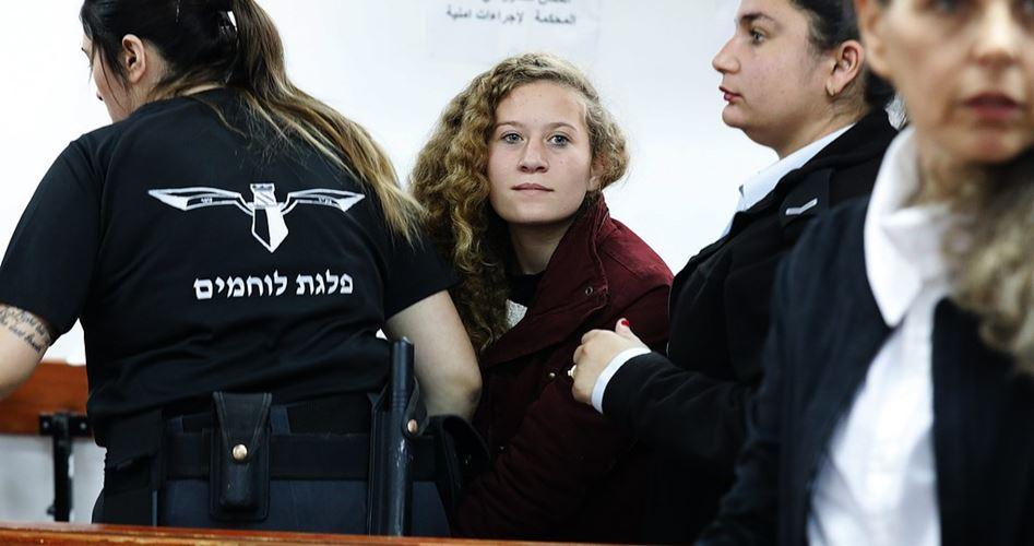 Photo of محكمة اسرائيلية تؤجل غيابيًّا محاكمة الطفلة عهد التميمي