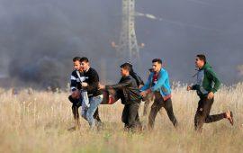 شهيدان في غزة والضفة برصاص الاحتلال الإسرائيلي