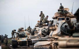 العملية العسكرية في عفرين السورية تتواصل لليوم الثالث