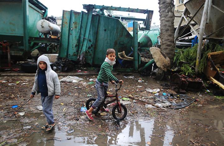 Photo of منظمة حقوقية: غزة على شفا كارثة إنسانية بسبب الحصار
