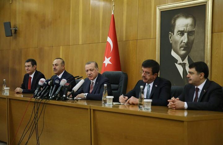 Photo of أردوغان: تدخلات أمريكا وإسرائيل في باكستان وإيران مرفوضة