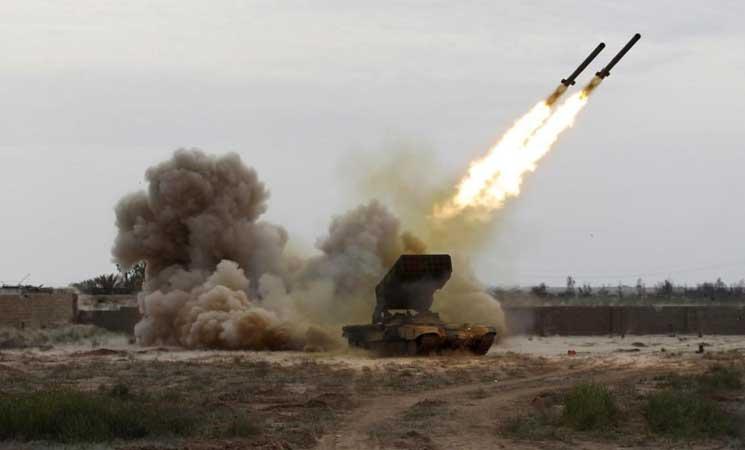 Photo of السعودية تعترض صاروخاً باليستياً أُطلق من اليمن