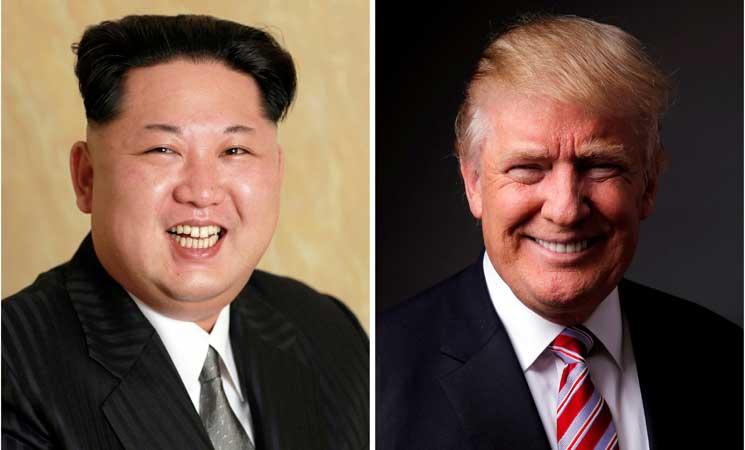 """Photo of ترامب يغرد: لدي زر نووي """"أكبر وأقوى"""" من زر جونغ أون"""