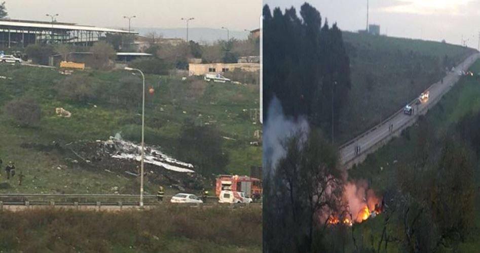 Photo of الدفاعات الجوية السورية تسقط طائرة F16 إسرائيلية