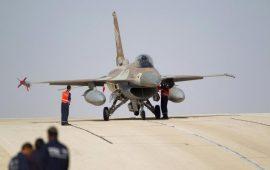 اعتراف اسرائيلي بتنفيذ آلاف الهجمات بسورية