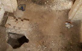 """تعرض مسجد قرية """"الغابسية"""" المهجّرة لاعتداء من قبل جهات متطرفة"""