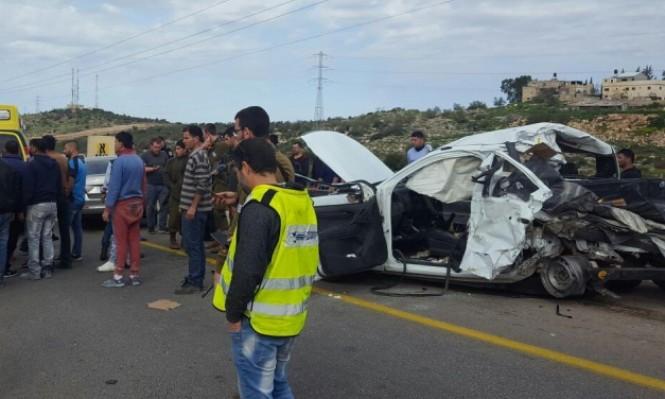 Photo of حادث طرق مروع قرب كفرقاسم يسفر عن مصرع شخص