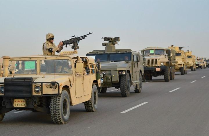 Photo of الجيش المصري يعلن حصيلة جديدة لعمليته العسكرية في سيناء