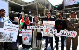 """حراك شبابي متصاعد لإنقاذ غزة من """"الكارثة"""""""
