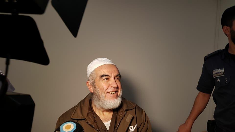 Photo of المؤسسة الاسرائيلية تماطل بـالافراج  عن الشيخ رائد صلاح وتؤجله ليومين