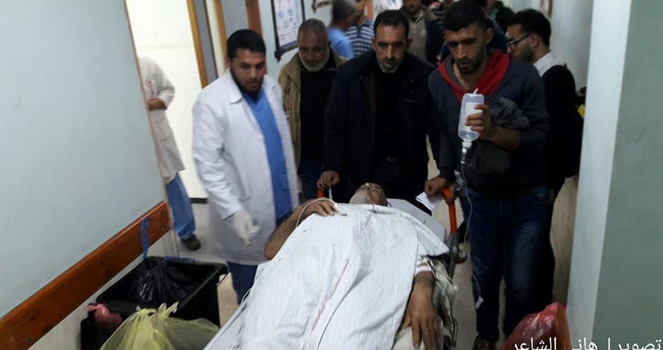 Photo of استشهاد مزارع متأثرًا بإصابته برصاص الاحتلال شرق خانيونس