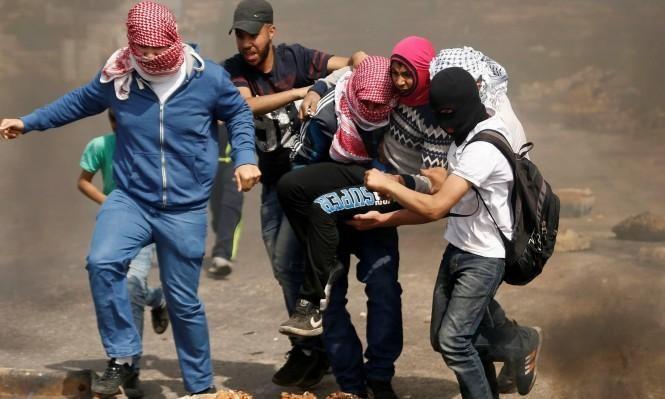 Photo of إصابةُ عشرات الفلسطينيين بمواجهات مع الاحتلال في الضفّة وغزّة