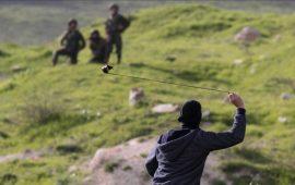 إصابة 16 فلسطينيا برصاص الاحتلال على حدود غزة