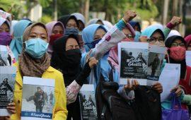 تظاهرة في جاكرتا دعمًا للغوطة الشرقية