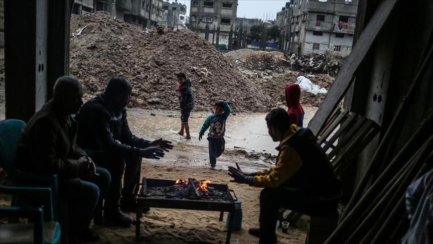 Photo of مركز حقوقي:2017 العام الأسوأ في تاريخ قطاع غزة