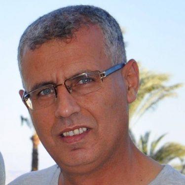 الصحفي عمر دلاشة