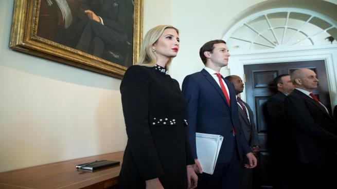 Photo of صحيفة إسرائيلية: إيفانكا ترامب وكوشنر سيشاركان في حفل نقل السفارة الأميركية للقدس