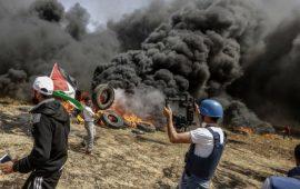 ليبرمان يتهم الشهيد ياسر مرتجى بتشغيل طائرة مسيّرة ويقول: لا يوجد أبرياء في غزة