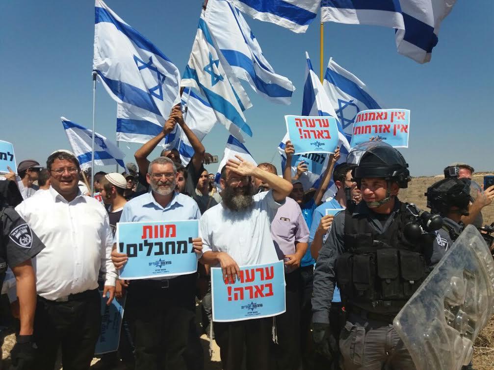 Photo of عناصر من اليمين الصهيوني يصرون على التظاهر غدا في أم الفحم رغم معارضة الشرطة