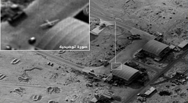 Photo of مسؤولان أمريكيان: إسرائيل أبلغت واشنطن مسبقًا بضرباتها على مطار التيفور العسكري السوري