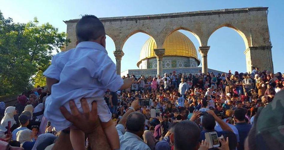 Photo of الأوقاف تقيم احتفالا بالأقصى بذكرى الإسراء والمعراج