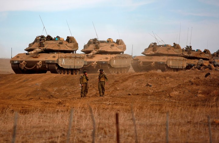 """Photo of تأهب إسرائيلي بمحيط قطاع غزة في """"يوم الأسير الفلسطيني"""""""