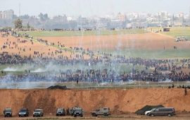 تخوف إسرائيلي من سيناريو اجتياز الجدار العازل مع قطاع غزة