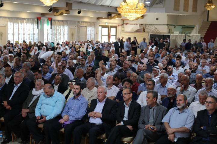 """Photo of حضور جماهيري حاشد في """"مهرجان الوفاء"""" للقيادي الراحل عبد الحكيم مفيد"""