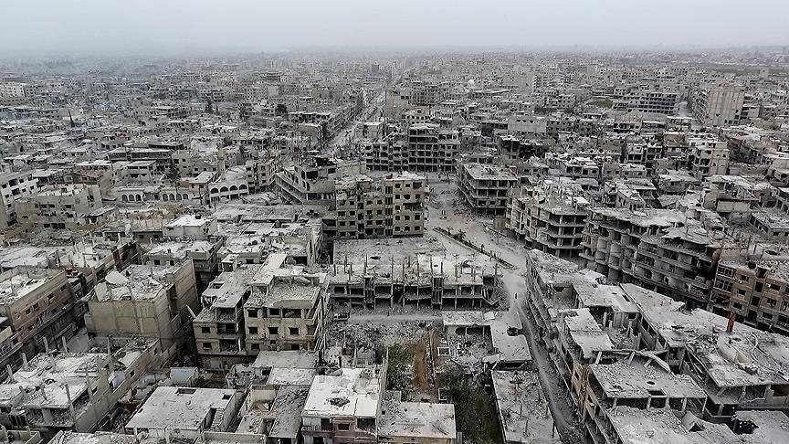 Photo of موسكو: قوات الأسد تسيطر بشكل كامل على الغوطة الشرقية