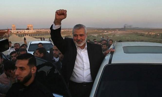 Photo of وفد من حماس يغادر غزة للقاء عباس كامل