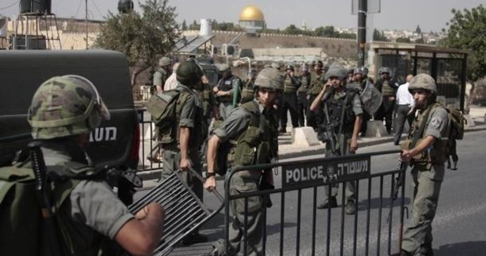Photo of الاحتلال يحوّل القدس لثكنة عسكرية عشية نقل السفارة الأمريكية