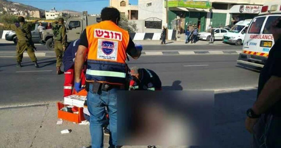 Photo of شرطة الاحتلال تطلق النار تجاه امرأة في القدس