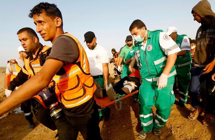 Photo of شهيدان متأثران بجراحهما برصاص الاحتلال شرق قطاع غزة