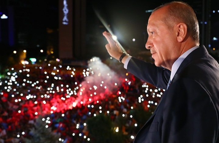 """Photo of أردوغان بـ""""خطاب النصر"""": النتيجة انتصار لكل الشعوب المقهورة"""