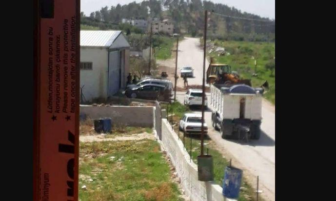 "Photo of الضفة: إصابة شاب باقتحام ""مستعربين"" شمال رام الله واعتقال أخرون من أنحاء متفرقة"