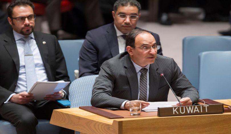 Photo of الكويت تدرس نقل قرار حماية الفلسطينيين دوليًا إلى الأمم المتحدة