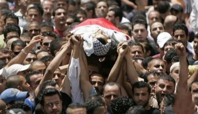 Photo of شهيد برصاص الاحتلال في الخليل