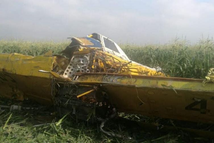 Photo of سقوط وتحطم طائرة رش خفيفة قرب العفولة